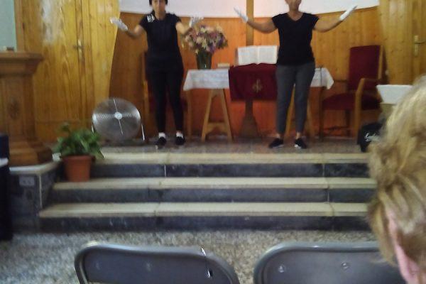 02. Predicación en mimo