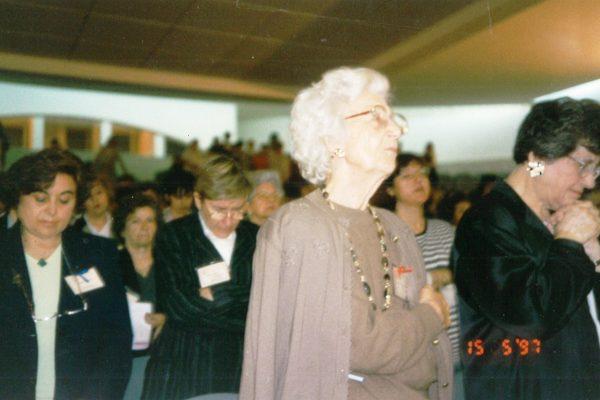 19970515 RETIRO ANUAL DE LA UDME EN EL ESCORIAL