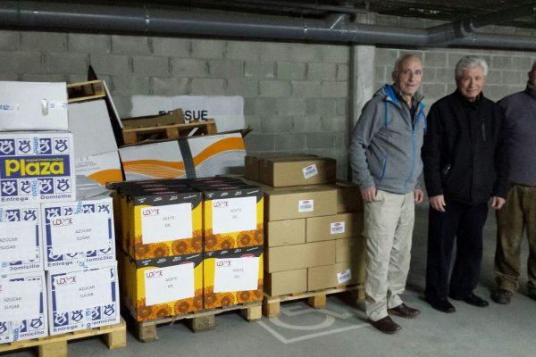 2 DONACION IGLESIA COMUNIDAD CRISTIANA DE MARANATHA COSLADA