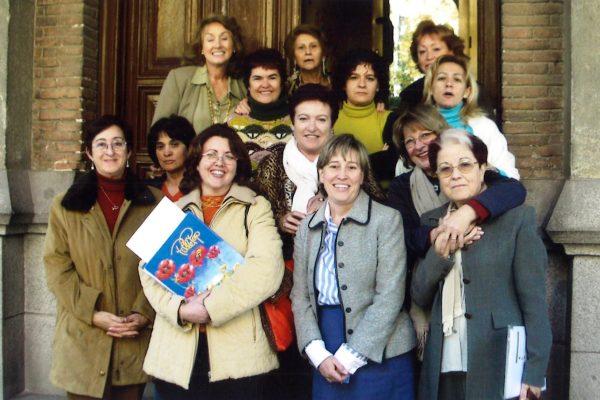 2004 REUNION JUNTA NACIONAL EN EL PORVENIR MADRID