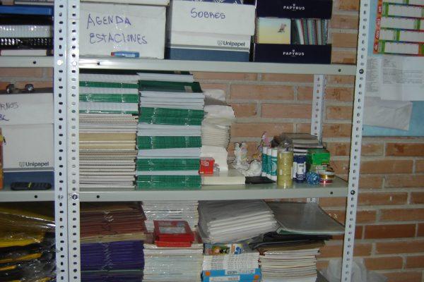 Donación España para N.Inicial 076