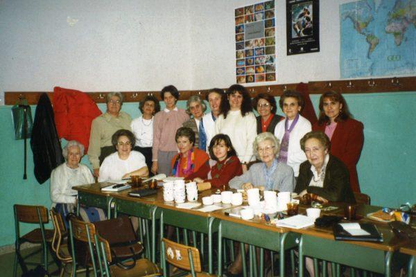 REUNION DE JUNTA FILIAL DE MADRID EN EL PORVENIR